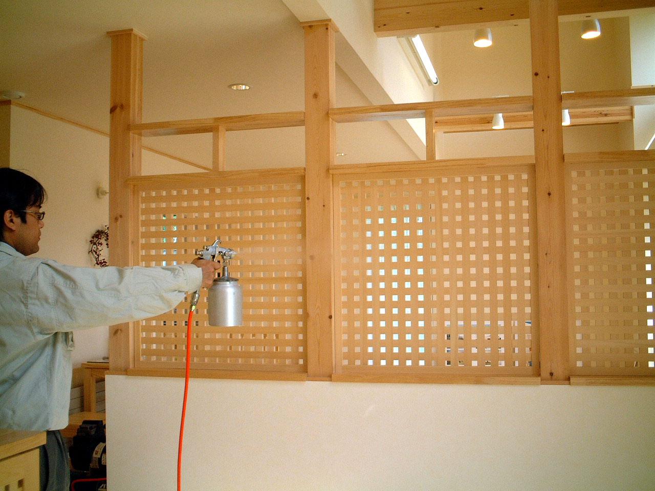「お部屋の空気を変えたい!」という方に、このSODリキッド工法をおすすめしています。